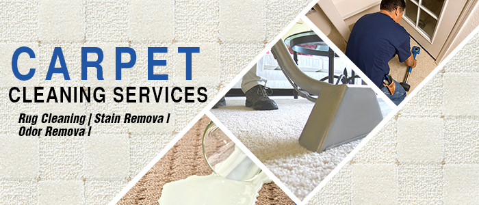 Carpet Cleaning Services Offer